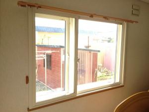 LIXIL インプラス ペアガラス仕様 方開き窓