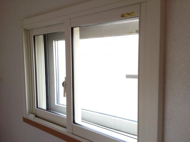 LIXIL インプラス ペアガラス仕様 引き違い窓