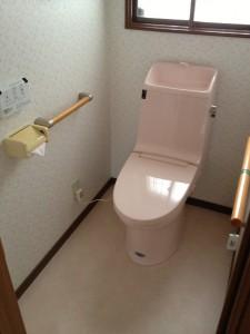 K邸トイレ